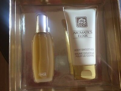 clinique aromatics elixir perfume