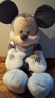 Disney store exclusive mickey mouse soft plush toy