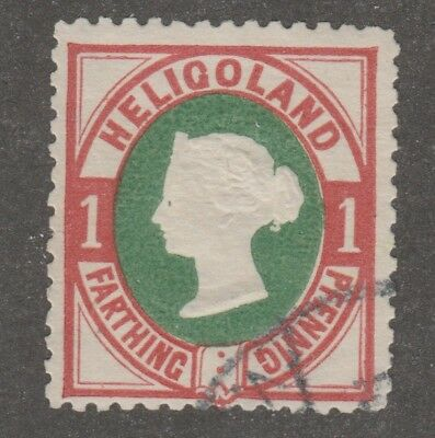 Heligoland Scott #14 Used