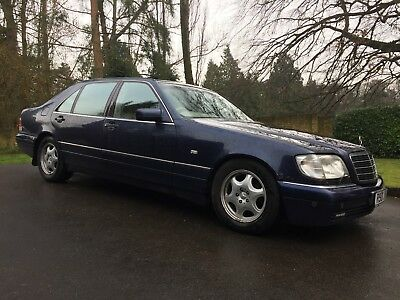 Mercedes W140 Limo S500 1997