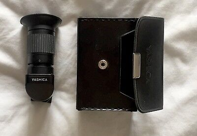 Yashica Contax Right Angle Viewfinder - For Yashica and Contax (RTS)Cameras