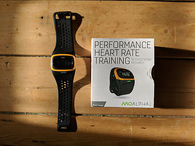 MIO ALPHA 2 fitness tracker and heart rate monitor sports watch