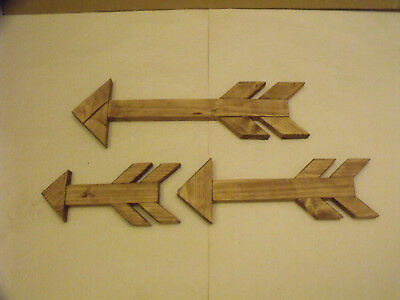 Amazing Wooden Arrow Wall Decor Collection - Wall Art Collections ...