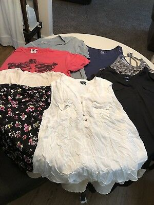 Lot Of Torrid 1 And Old Navy Gap XXL Shirts