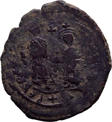 BYZANTINE EMPIRE. Very LArge Double Strike coin, RARE!