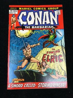Conan the Barbarian #14 (Mar 1972, Marvel) UNREAD | NEAR MINT