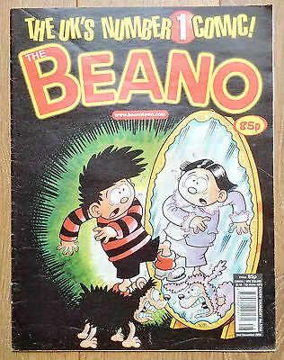 The Beano No.3358 December 2nd 2006 Comic