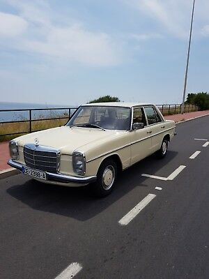 Mercedes 1973 220d w115 (no reserve) one of the best out there