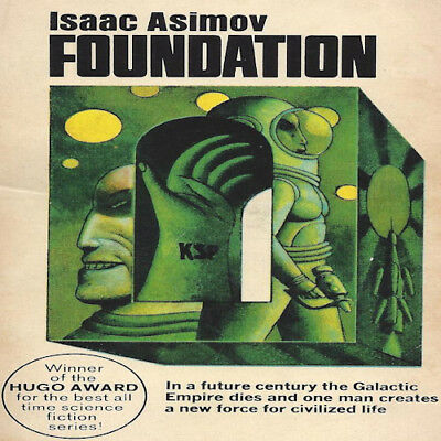 Isaac Asimov - The Foundation Trilogy 8 MP3s on DVD + Buy 3 Get 1 FREE