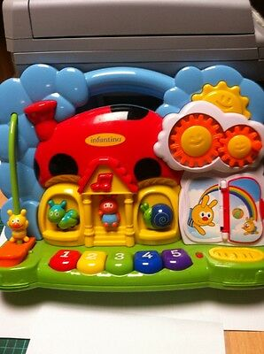 Musical Baby Toy Infantino RRP $50