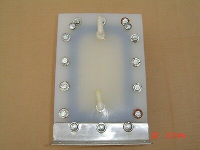 Hydrogen Generator HHO Cell 19 Plate 316L Comes with Torch Used