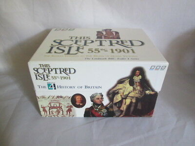 This Sceptred Isle-BBC Radio 4 Series: 55 BC - 1901-Christopher Lee-28 Cassette