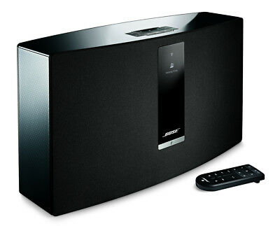 Bose SoundTouch 30 Series III Wireless Music System (Bluetooth/Wi-Fi) - Black