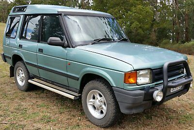 Landrover Discovery 1998 4WD