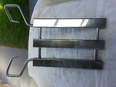 Harley Davidson Carry Rack.suits Heritage Softail And Custom Softail.