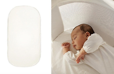 Fitted Sheet for BABY BJORN Cradle Oval sheet 29x14x1 BAMBOO Fitted sheet