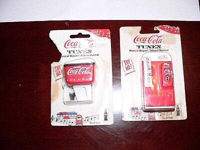 1998 coke tunes fridge magnets