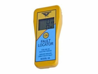 Thunderbird EF5A Electric Fence Tester Fault Locator Finder Tester Meter