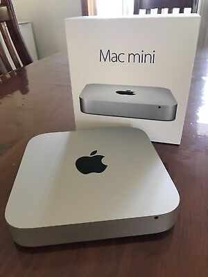 Apple Mac Mini Desktop with Apple Care - MGEM2X/A