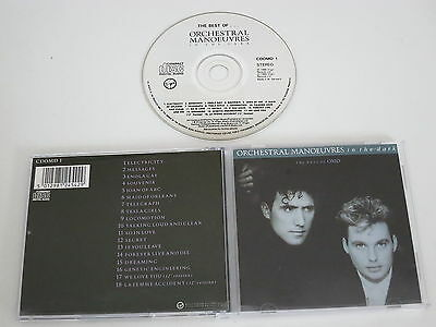 Orchestral Manoeuvres in the dark / the Best of Omd (Virgin Cdomdi) CD Album