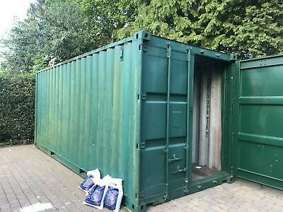 20Ft Container One Trip New - Shipping Container - Birmingham