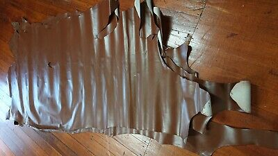 Genuine Leather Cow Hide Skin for Shoe Upper Bags Belts Other Leather Goods