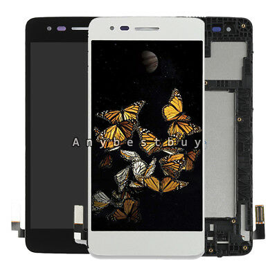 LCD Frame Digitizer Touch Assembly Replace For LG Aristo M210 MS210 LV3 K8 2017