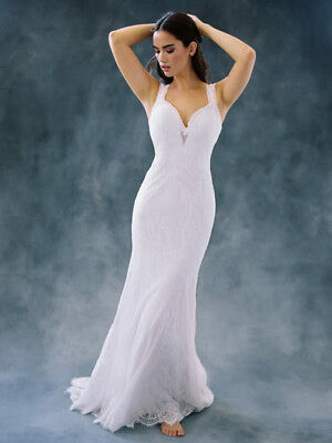 Brand New Wilderly Wedding Dress Size 12