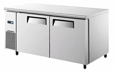 Atosa YPF9022 Two Door Stainless Steel Undercounter Refrigerator  (Boxed New)