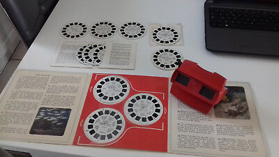 lot view master appareil + films