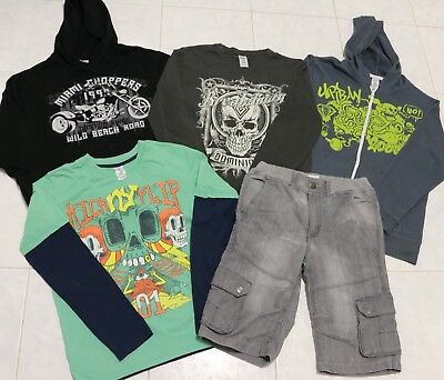 Boys Mixed Clothing Pack - Size 14 - Most Brand New! Free Shorts!