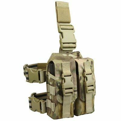 Condor Outdoor M4 Drop Leg Mens Pouch Mag - Crye Multicam One Size