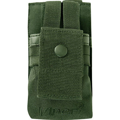 Viper Tactical Gps Unisex Pouch Radio - Olive Green One Size