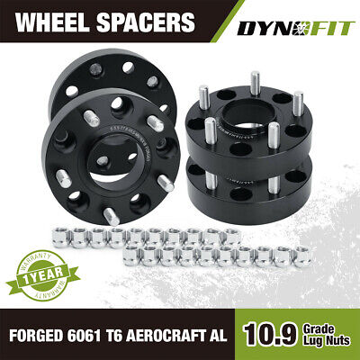 """Fit Fr Dodge Ram 1500 5x5.5 1.5"""" Thick 9/16 Hub Centric Wheel Spacers Adapters"""