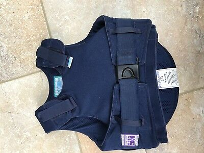 Childrens horse riding body protector XX Small