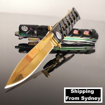 Folding Pocket knife Outdoor knives Camping Survival Hiking Hunting knife