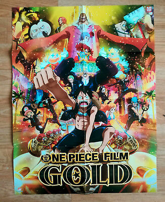 One Piece Film Poster Anime