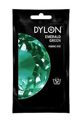Dylon 50g Emerald Green Hand Dye