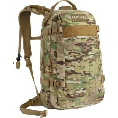 Camelbak Military Hawg Unisex Rucksack Backpack - Crye Multicam One Size
