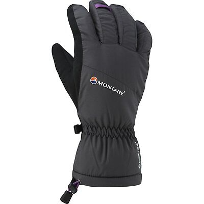 Montane Mountain Woman Waterproof Womens Gloves - Black All Sizes