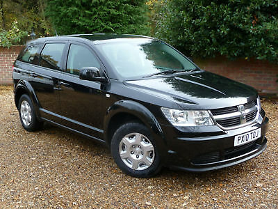 2010 (10) Dodge Journey 2.0CRD SE - Practical and Economical 7-Seater - FSH