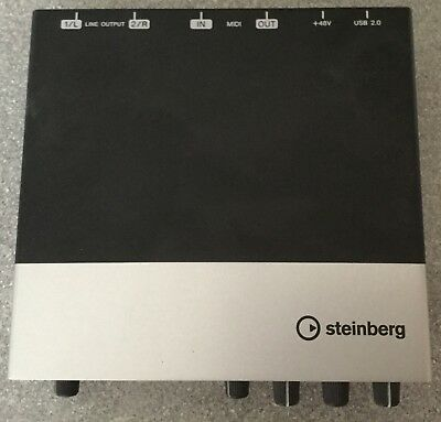 Audio Interface Steinberg UR-22