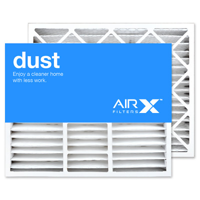 20x25x5 AIRx DUST White Rodgers FR2000U-108 Replacement Air Filter - MERV 8