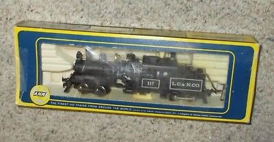 HO Scale AHM Rivarossi Heisler Steam Locomotive L.C.& N. Co.