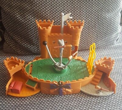2002 Mattel Harry Potter Quidditch Playset - Polly Pocket