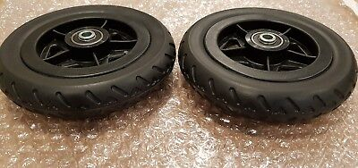 """6""""×1"""" d150x30 Otto bock caster wheels for manual wheelchair Walker or Rollator"""