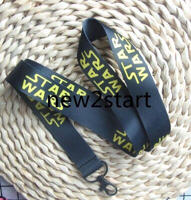 New 10PCS Cartoon  letter Lanyard Neck Strap Cell Phone Rope Lanyards Gift