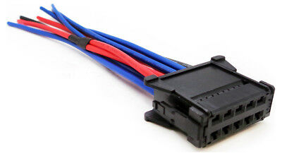 Heater Resistor Wiring Harness Fits Renault Scenic + Grand AMHR39WIRRE