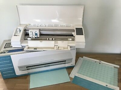 Silhouette Cameo 3 Electronic Cutting Machine - Boxed Plus Extras