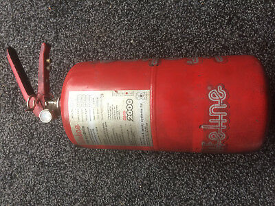 Race Car Fire Extinguisher